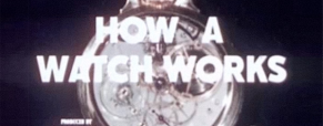 How a Watch Works