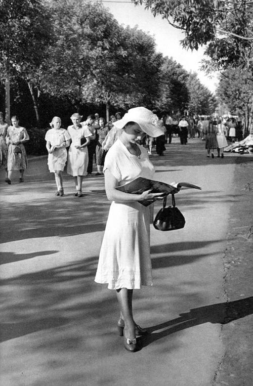 7 Erste westliche Photographen in Moskau 1953