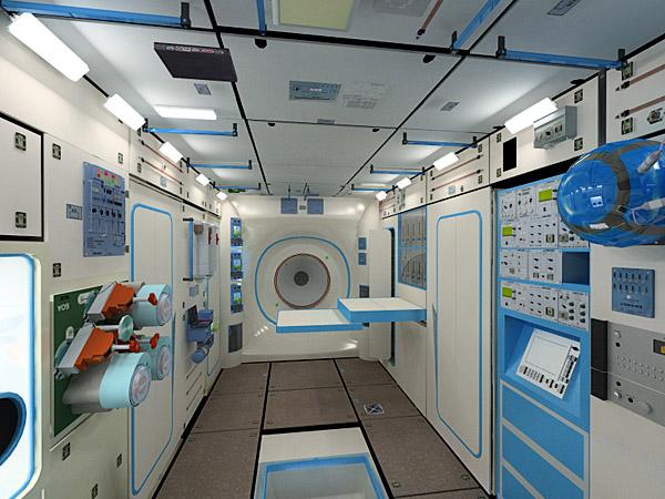 css11 Die CSS | Russlands Raumstation für Touristen