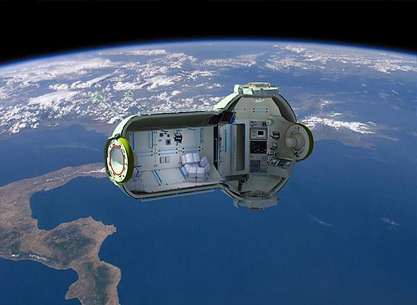 um 7 1 Die CSS | Russlands Raumstation für Touristen