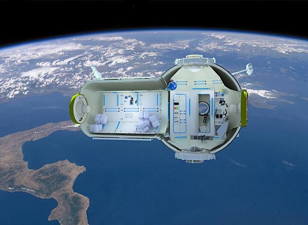 um 8 Die CSS | Russlands Raumstation für Touristen