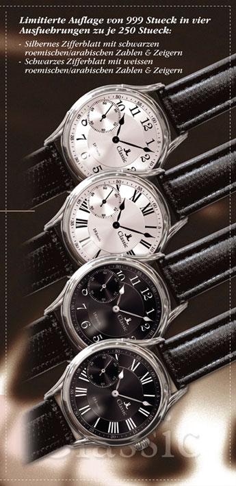 Juri Levenberg Classic Werbung 03 JL Classics | Molnija 3603