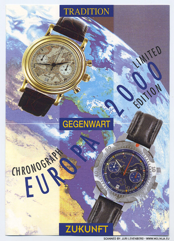 POLJOT EURO Katalog DOWNLOAD POLJOT Chrono Europe | Tradition & Future
