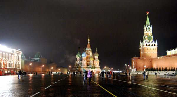 Red Square Moscow Erschwerte Visaregeln für Deutsche | Russland