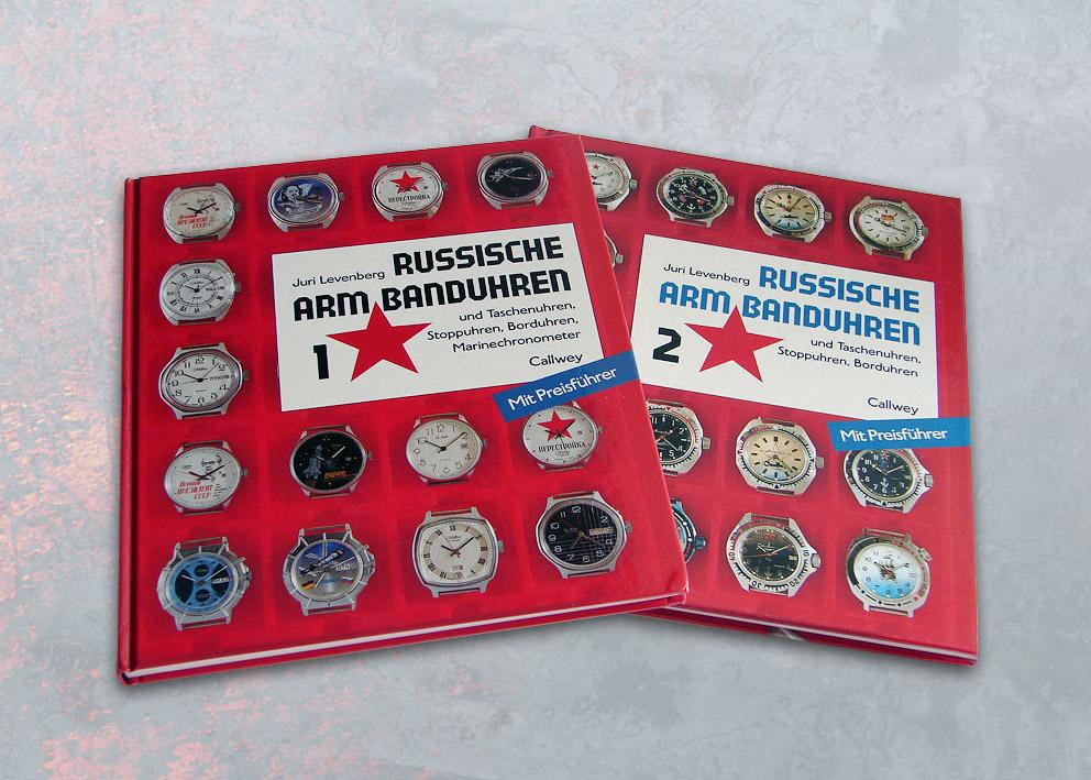 Russische Armbanduhren Juri Levenberg Russische Armbanduhren (D)