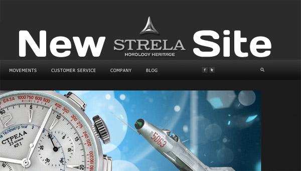 STRELA NEW SITE New STRELA site