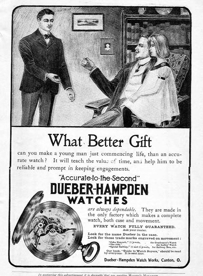 deuber story 02 ad Die Dueber Hampden Story