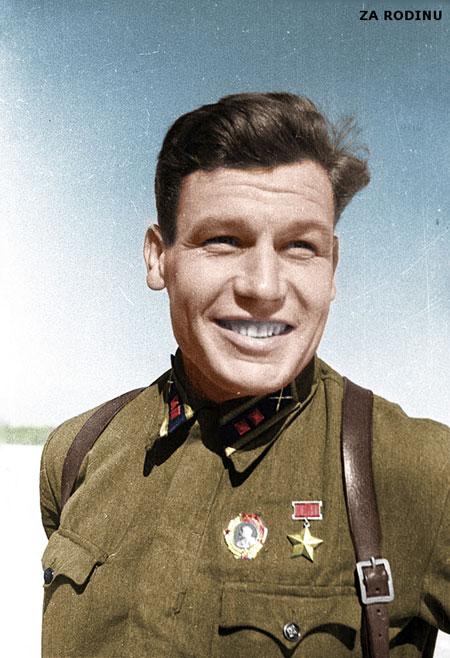 russian soldier 09 Russische Armee | Koloriert WW2