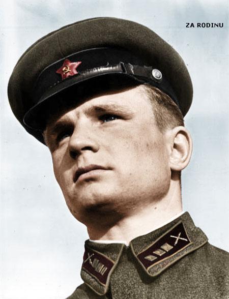 russian soldier 13 Russische Armee | Koloriert WW2