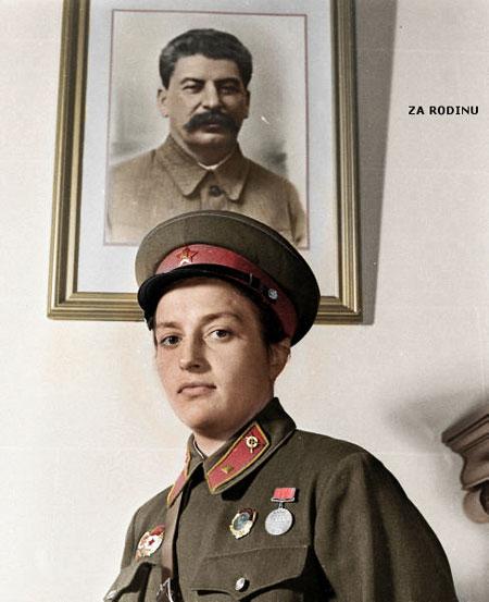 russian soldier 19 Russische Armee | Koloriert WW2
