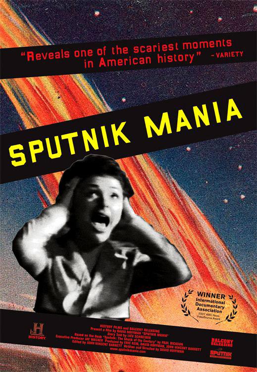 sputnik mania poster Sputnik Mania | DOKU